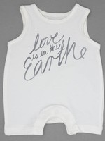 Milktology Milktology-ss21 Love Is In The Earth Romper