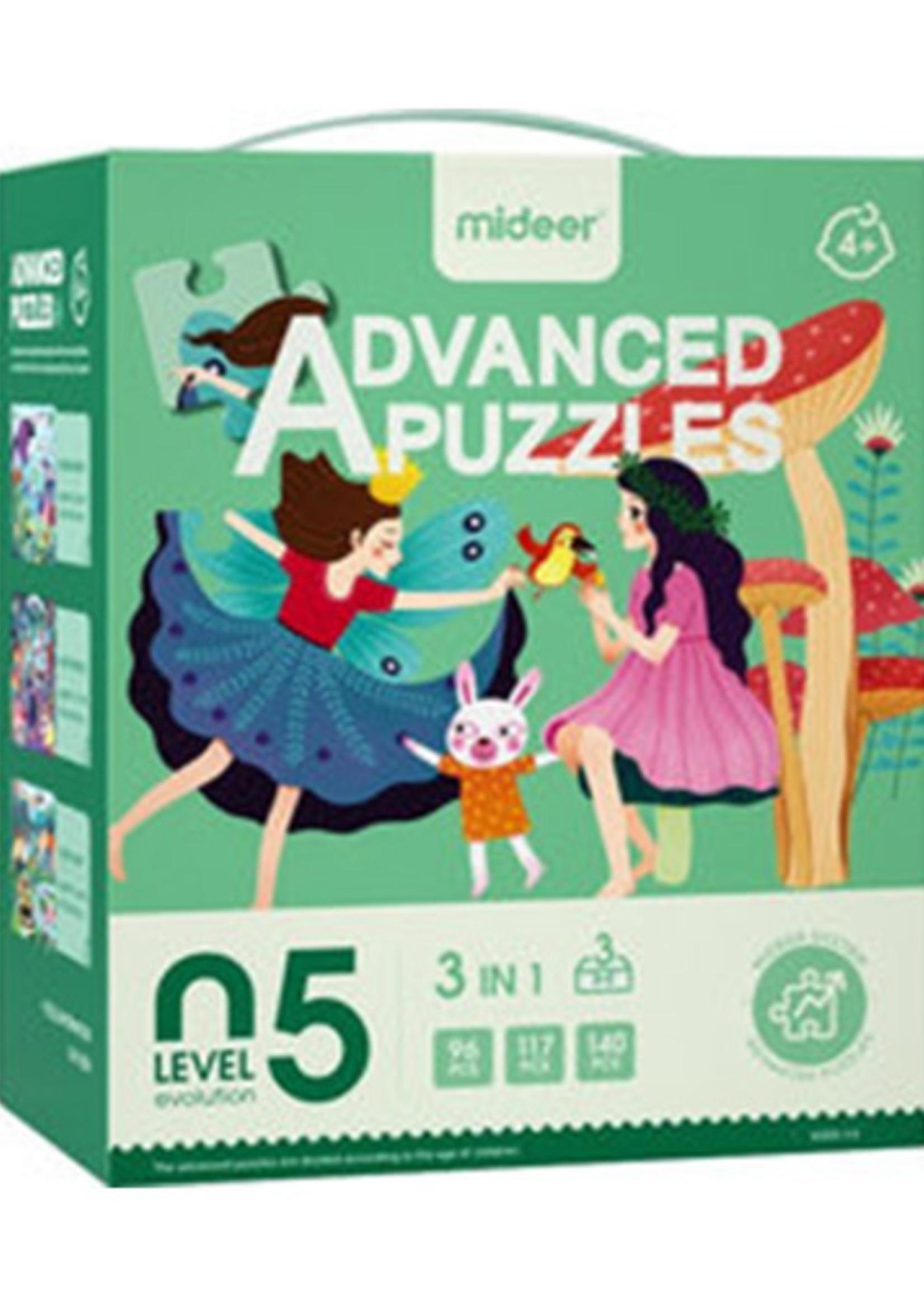 Mideer Mideer-ss21 MD3107 ADVANCED PUZZLE 05