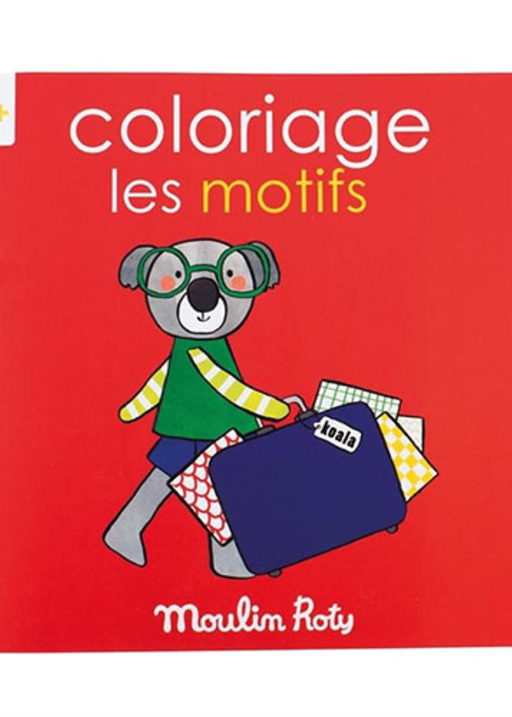 Mideer Mideer-ss21 Popipop - opposites colouring book    Code: 661602