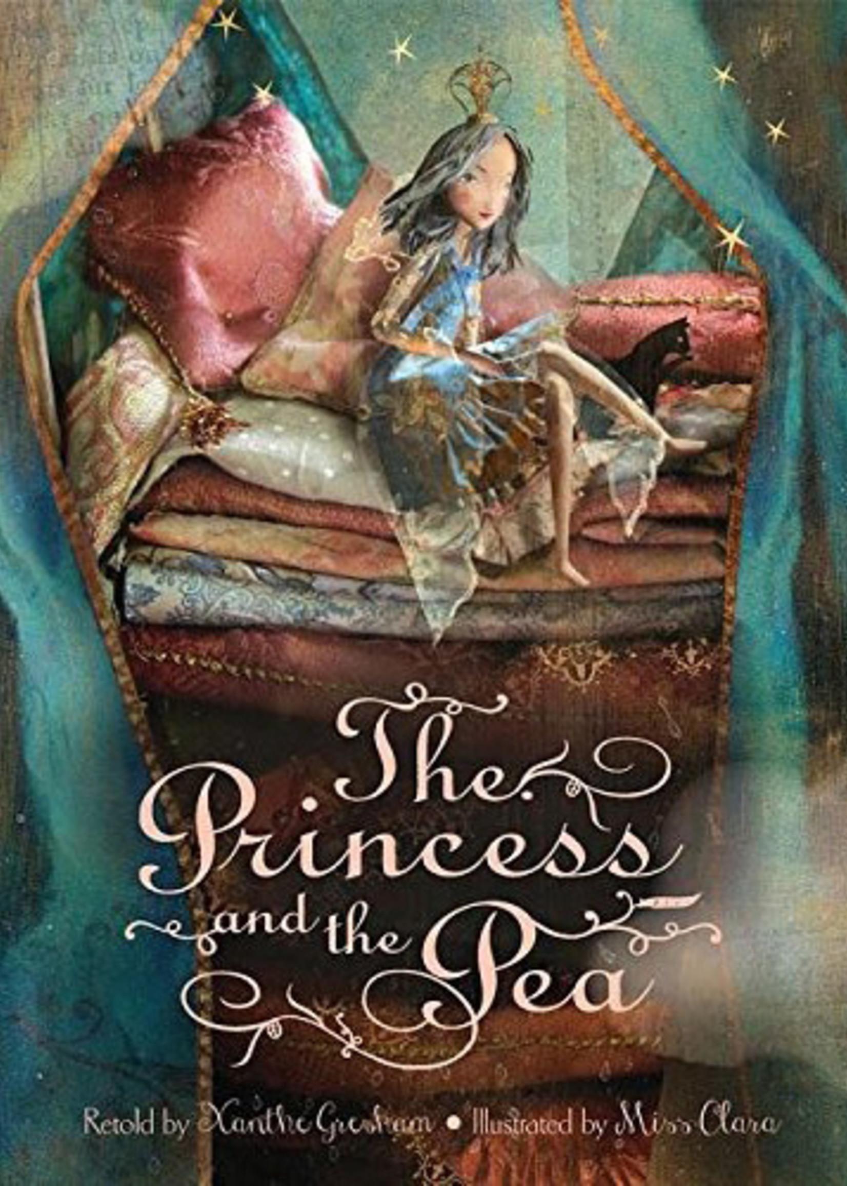 Mideer Mideer-ss21 Princess and the Pea PB   Code: 9781782853558