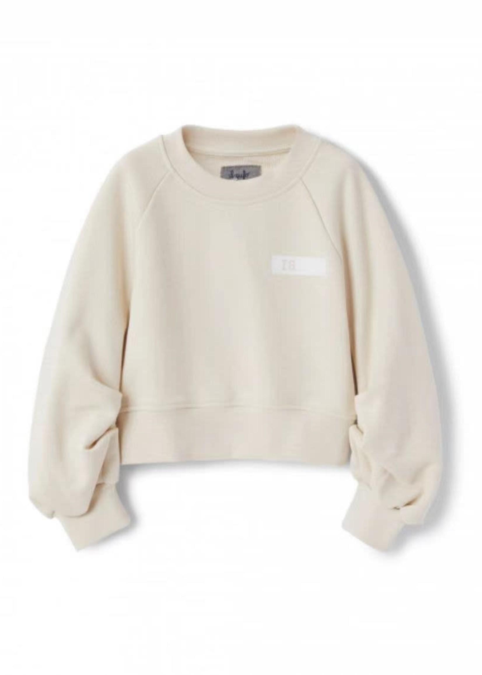 Il Gufo Il Gufo-ss21  logo print sweatshirt