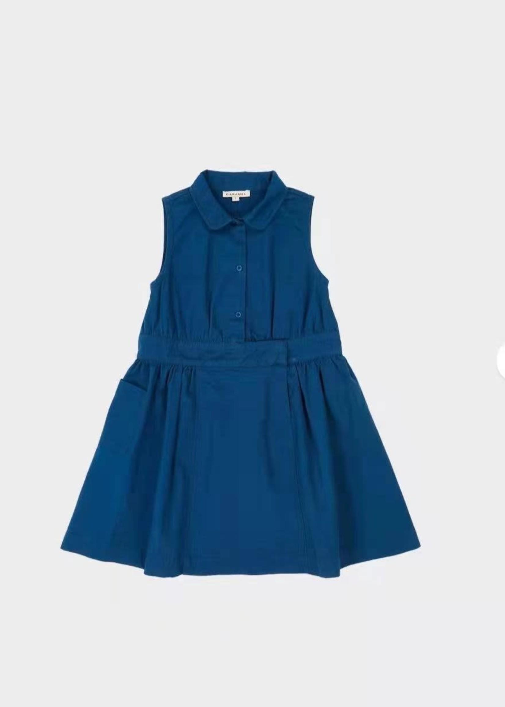Caramel Caramel-ss21 PENGUIN DRESS 3Y-12Y