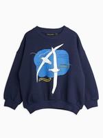 Mini Rodini Mini Rodini-SS21 2162013067 Albatross sp sweatshirt