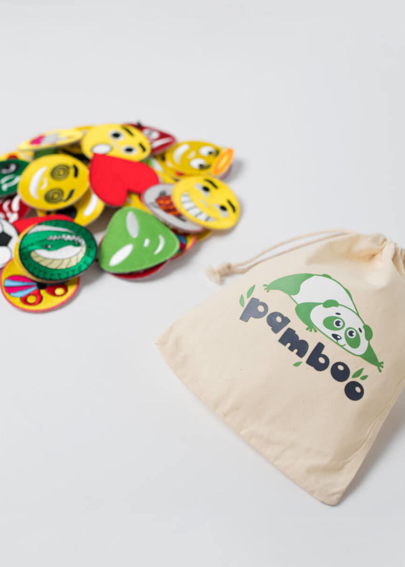 Pamboo Pamboo-ss21 set with 23 emoji
