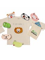 Pamboo Pamboo-ss21 My spirit animal shirt