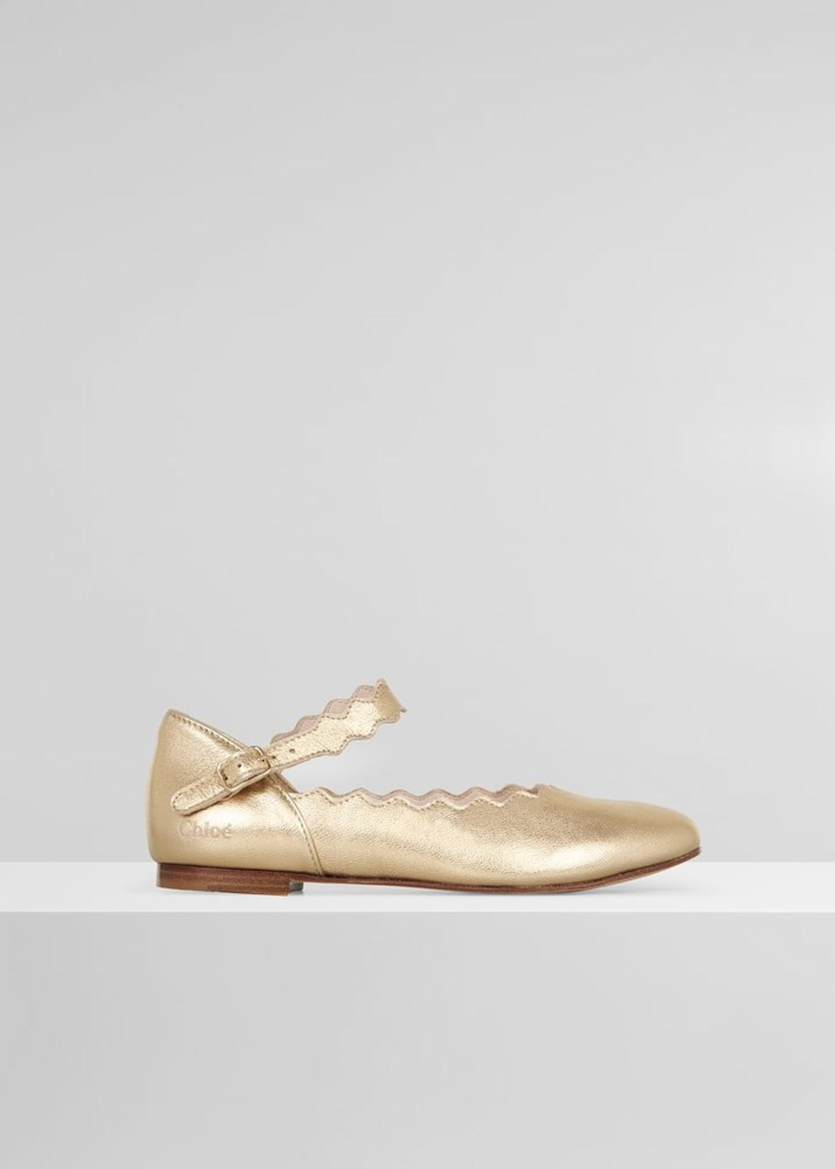 Chloe Chloe-ss21 Ballerina shoes 100% leather