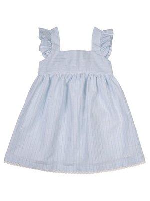 Chloe Chloe-ss21 Blue dresses
