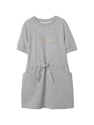 Chloe Chloe-ss21 C12811 Sweater dress