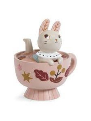 Mideer Moulin Roty SS21- 715170 Apres la Pluie - Brume rabbit money box