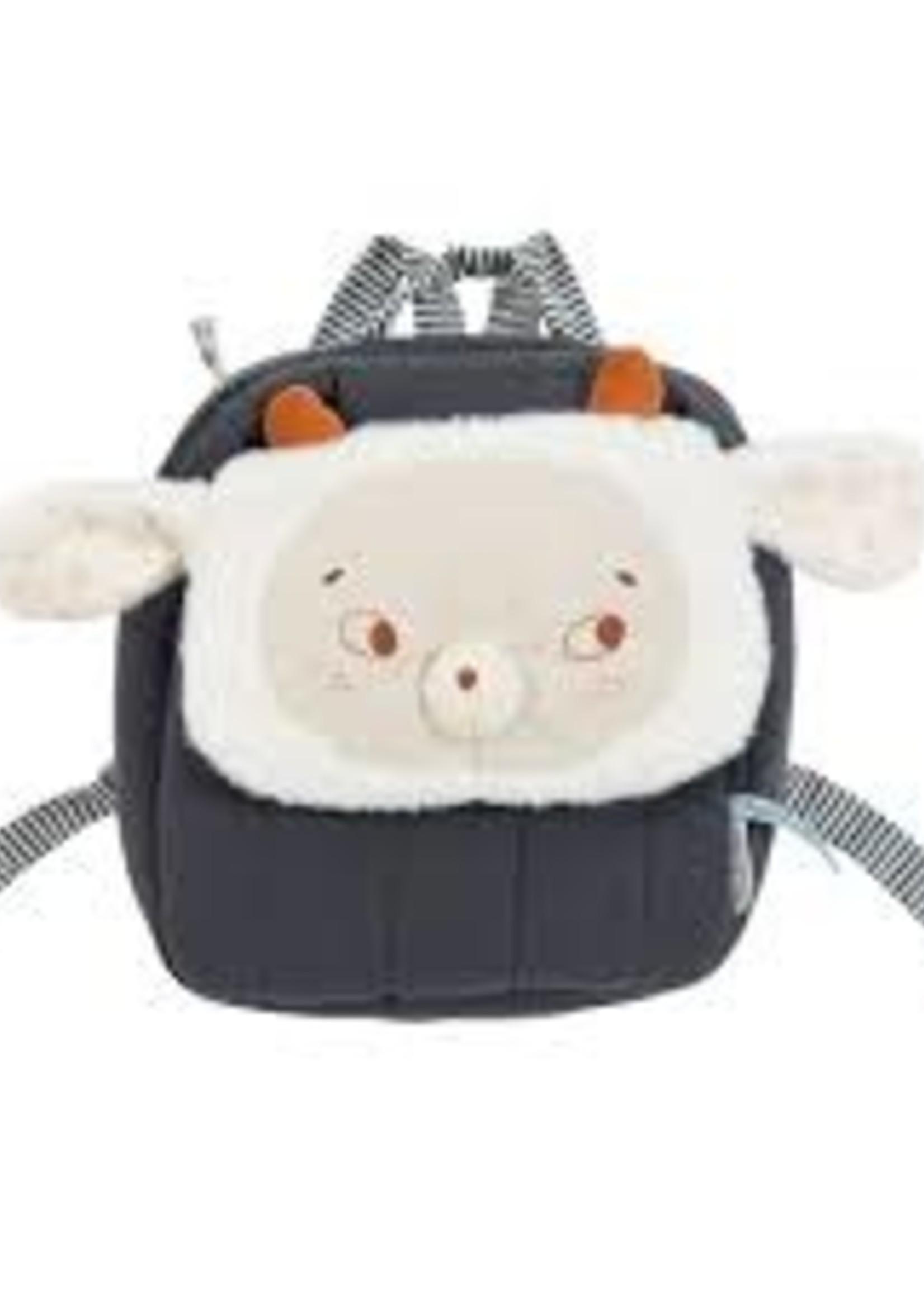 Mideer Moulin Roty SS21- 715071 Nuage sheep backpack