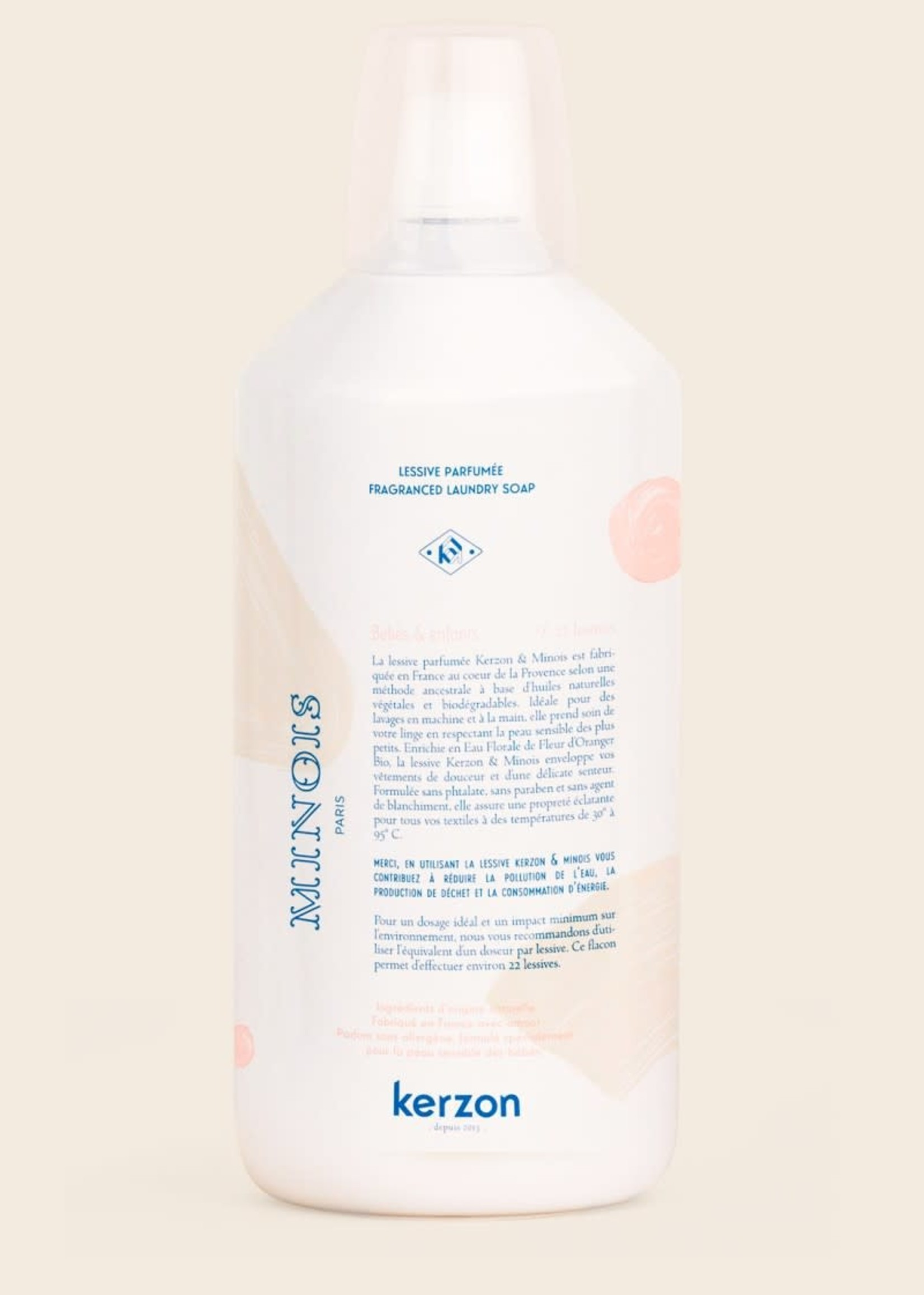 Minois Minois Fragranced Laundry 1000ML