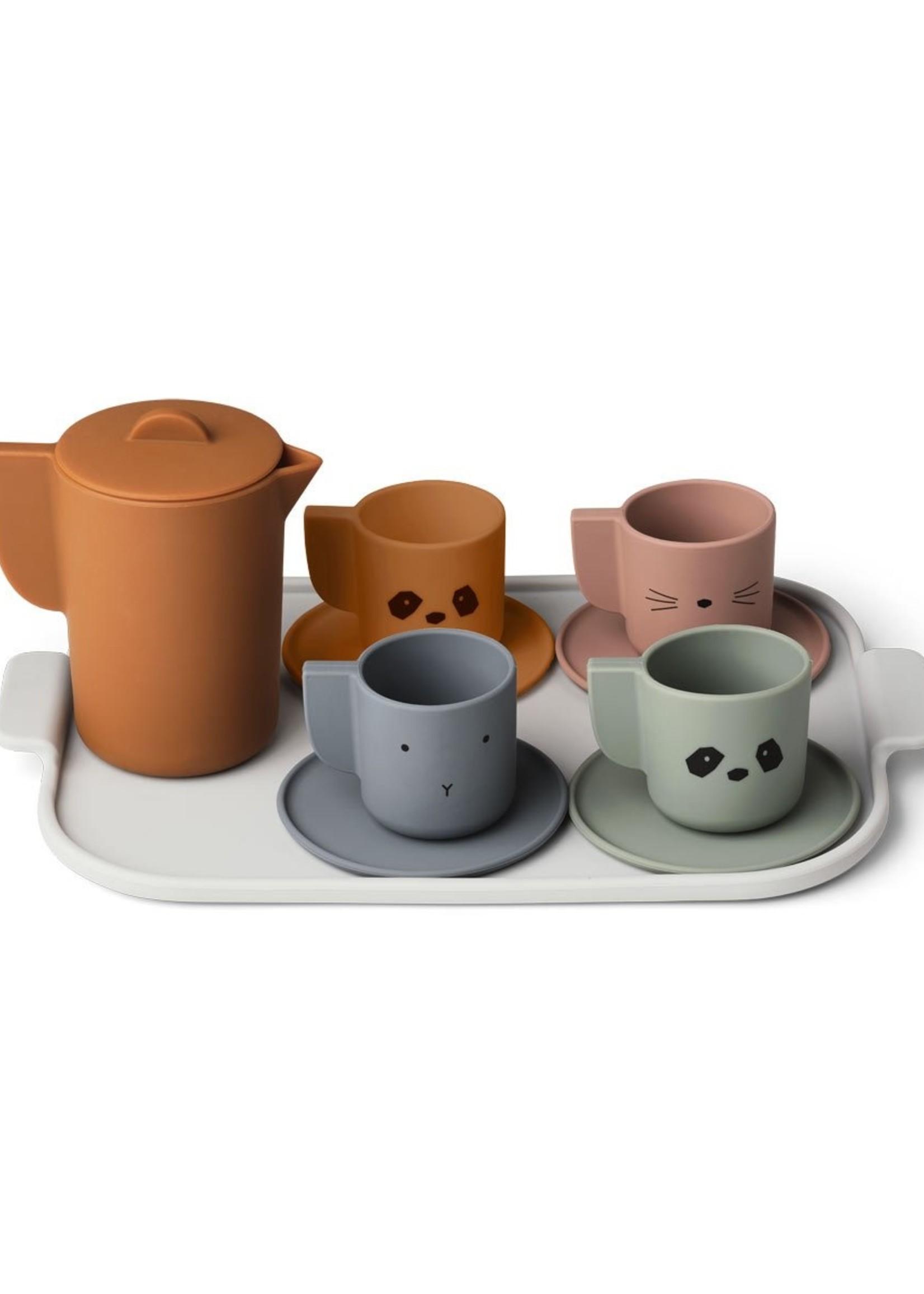 liewood Liewood-SS21LW12828 Ophelia tea set