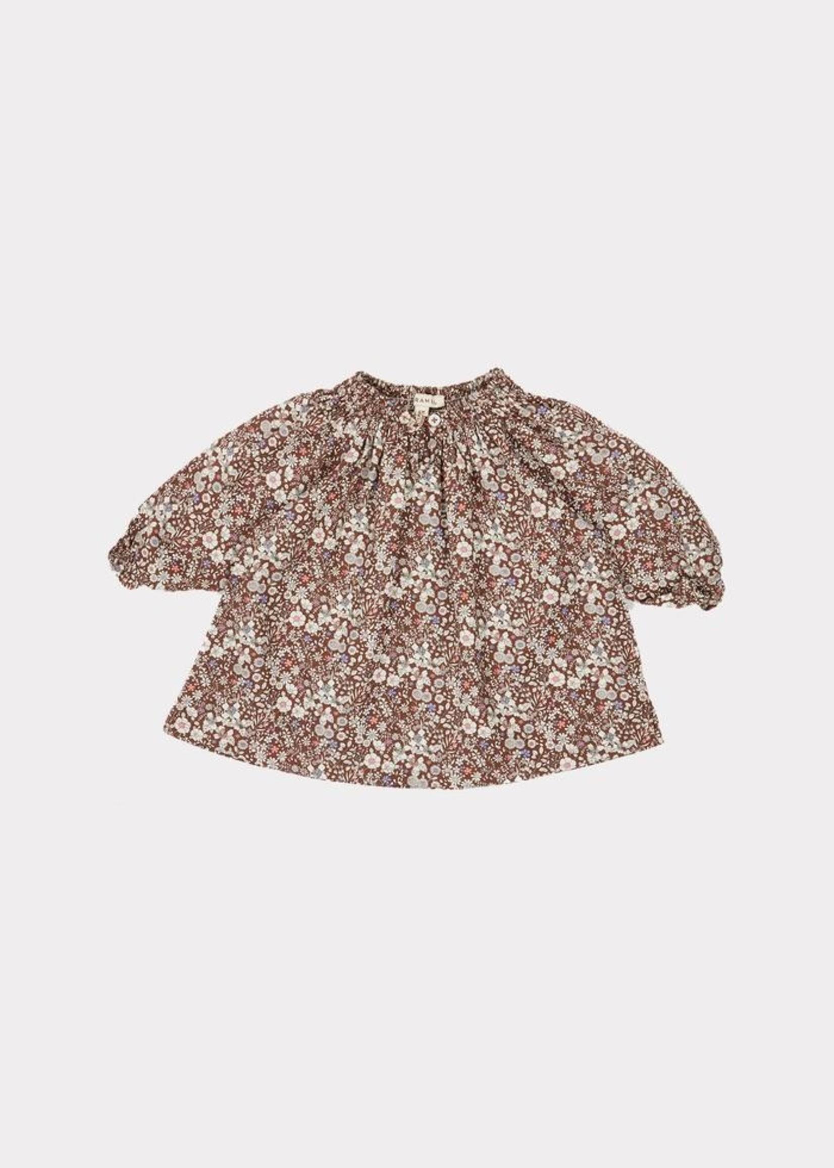 Caramel Caramel-ss21 AROWANA baby DRESS S21DF Brown 12m