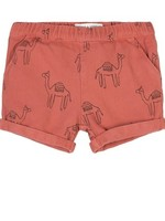 Sproet & Sprout Sproet & Sprout-ss21 S21-763 short Camel print