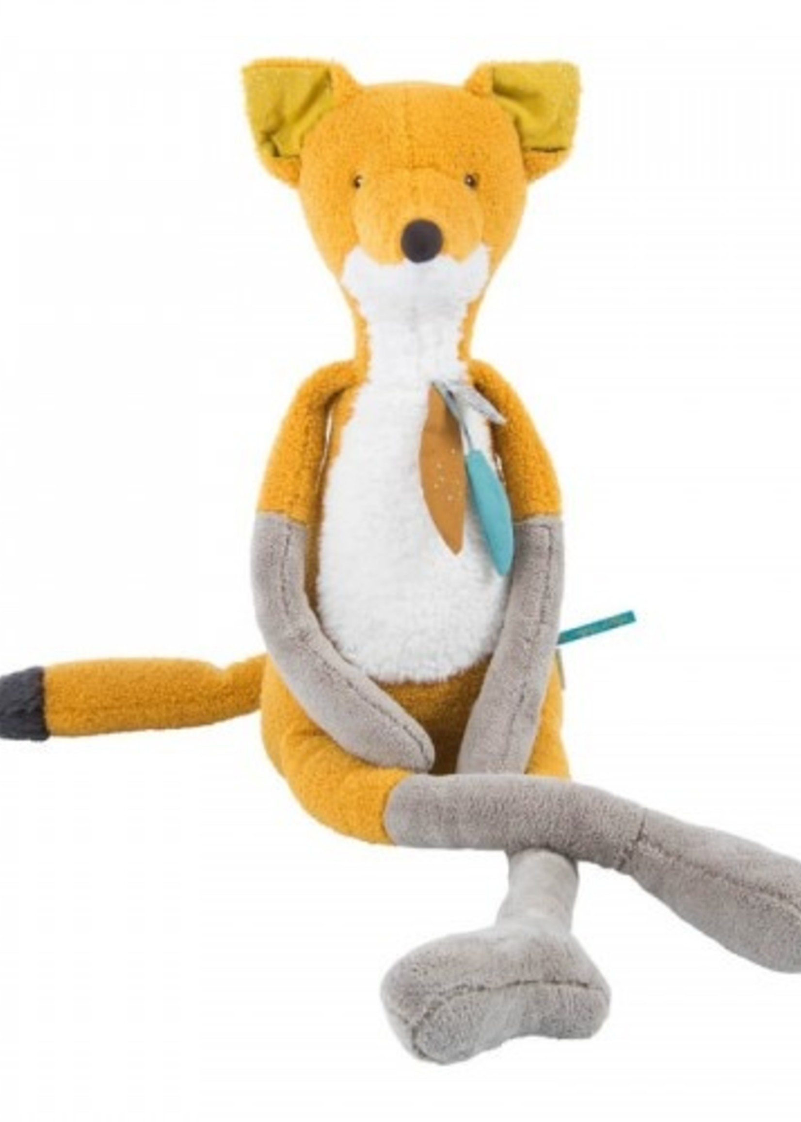 Voyage D'Olga - giant Chaussette fox (96cm) - Moulin Roty