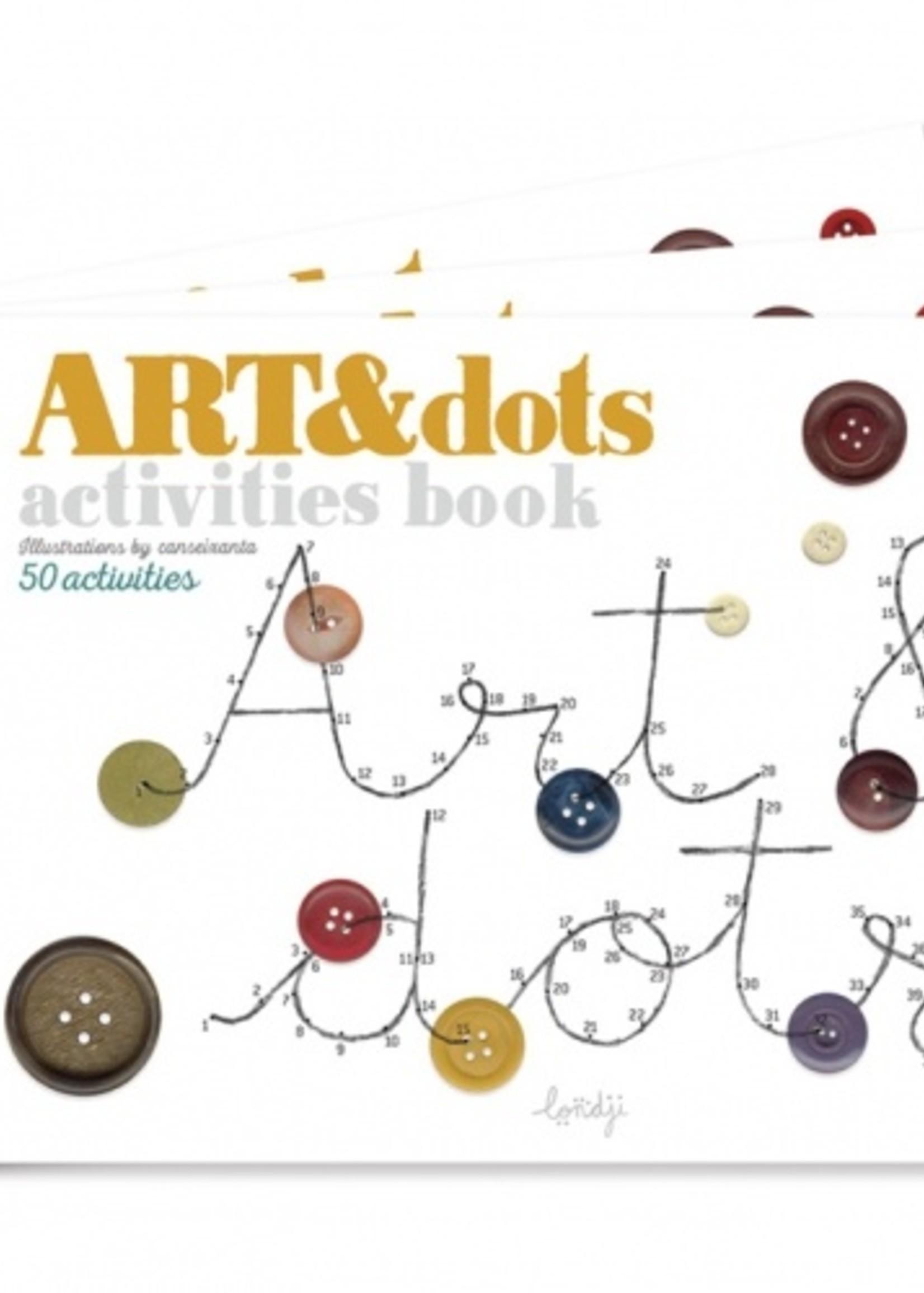 Notebook - Art & Dots (CASELOT 3) - Londji