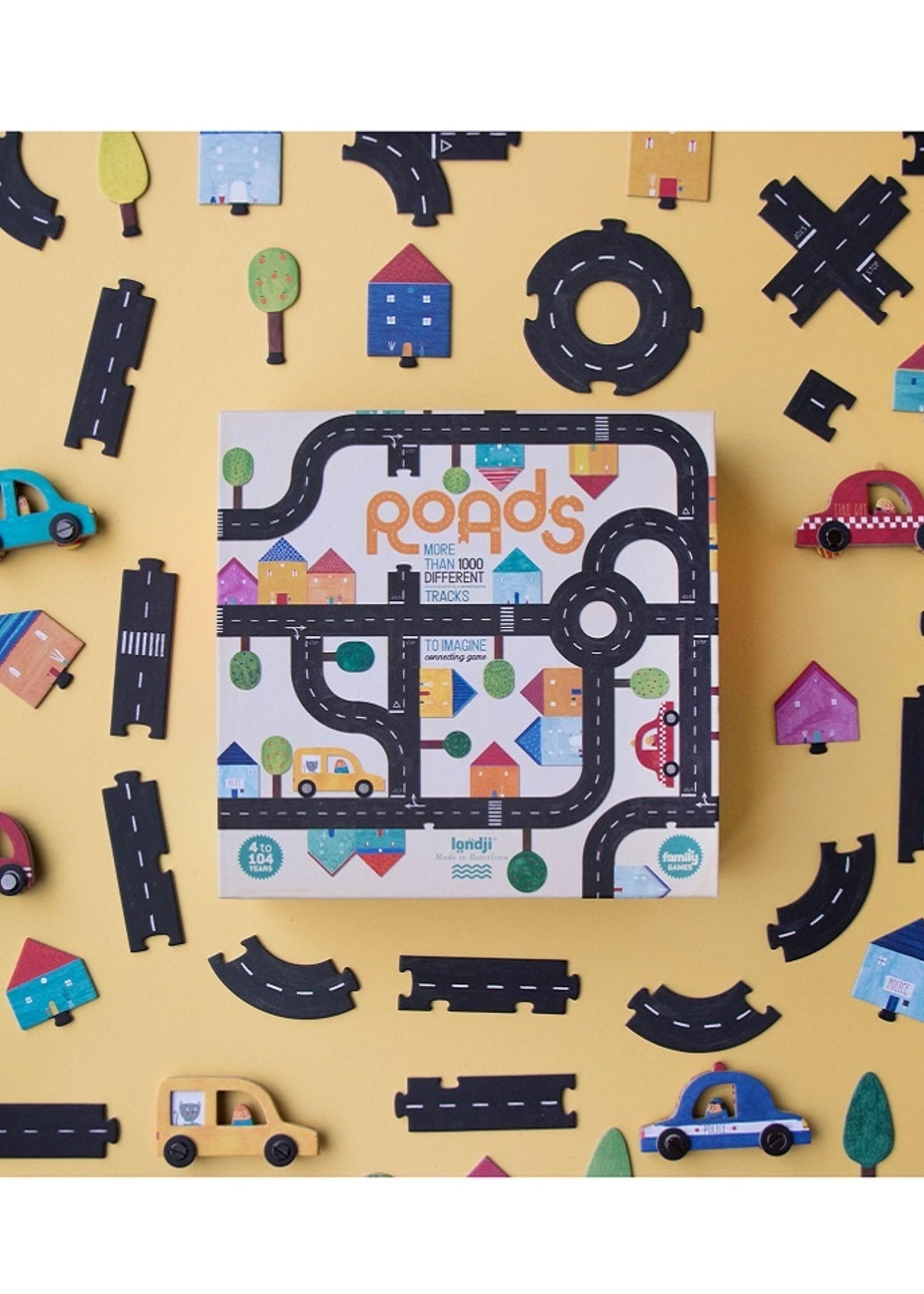 Game - Roads (CASELOT 3) - Londji