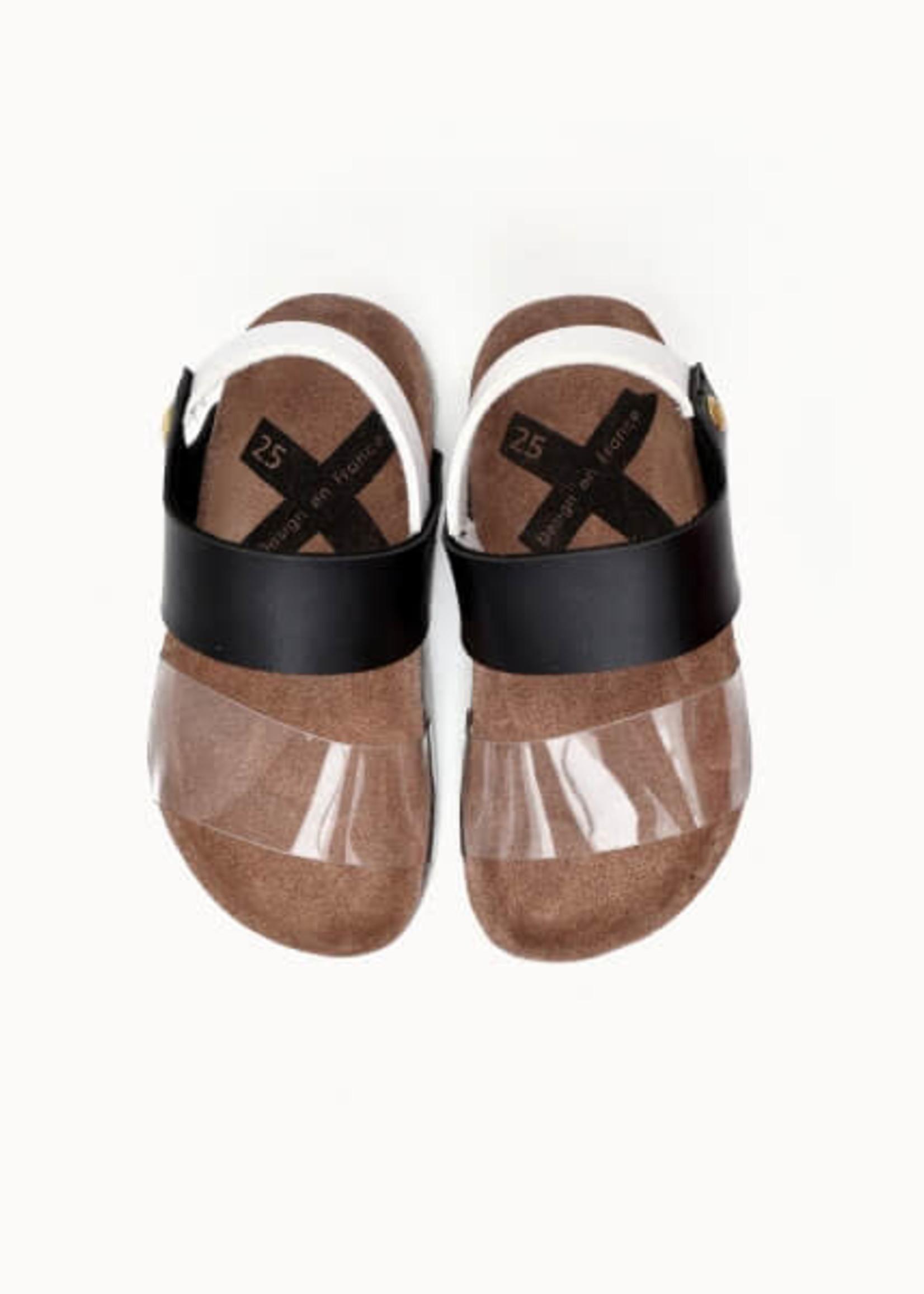"Boxbo Boxbo-ss21 Futurit"" minimalist cork sandals Référence : SD1905"
