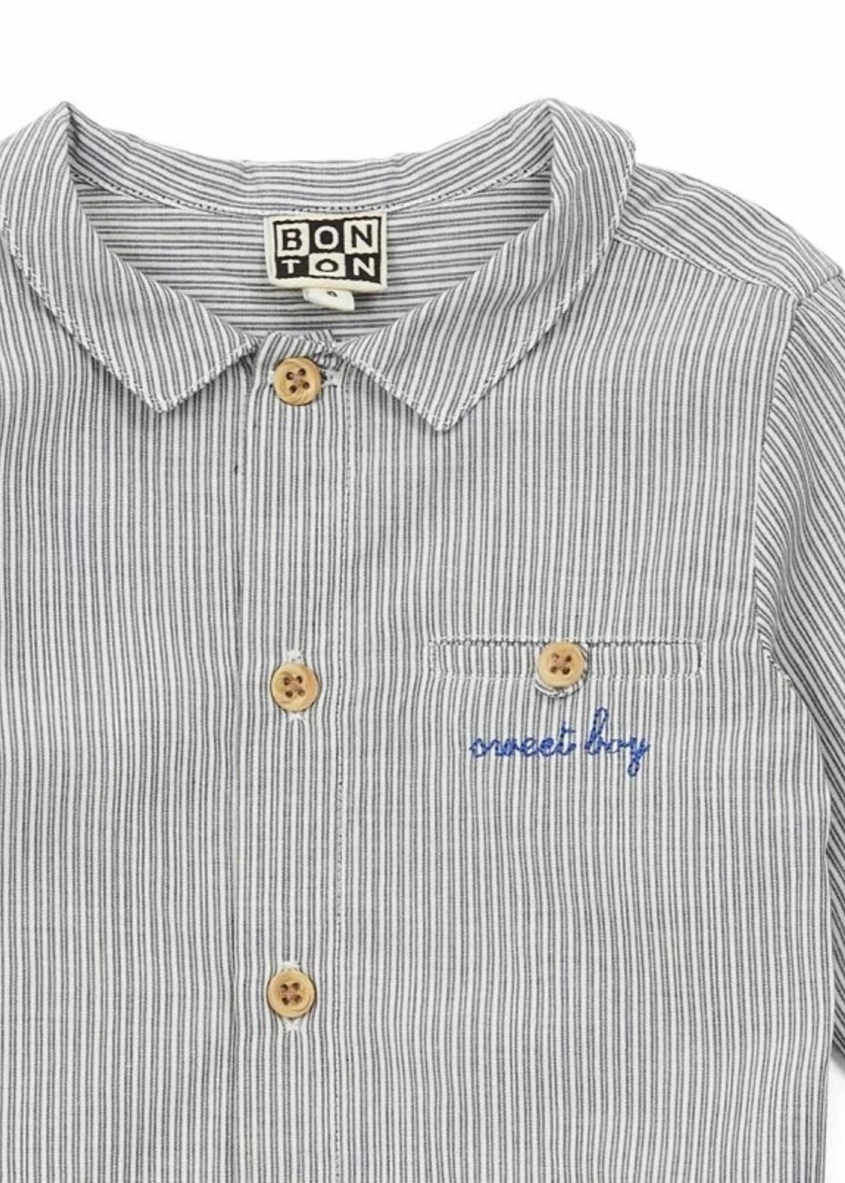 Bonton Bonton baby Shirt