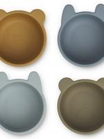 liewood Liewood-LW14101  Malene silicone bowl