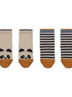 liewood Liewood Silas Cotton Panda Socks AW21-LW12732