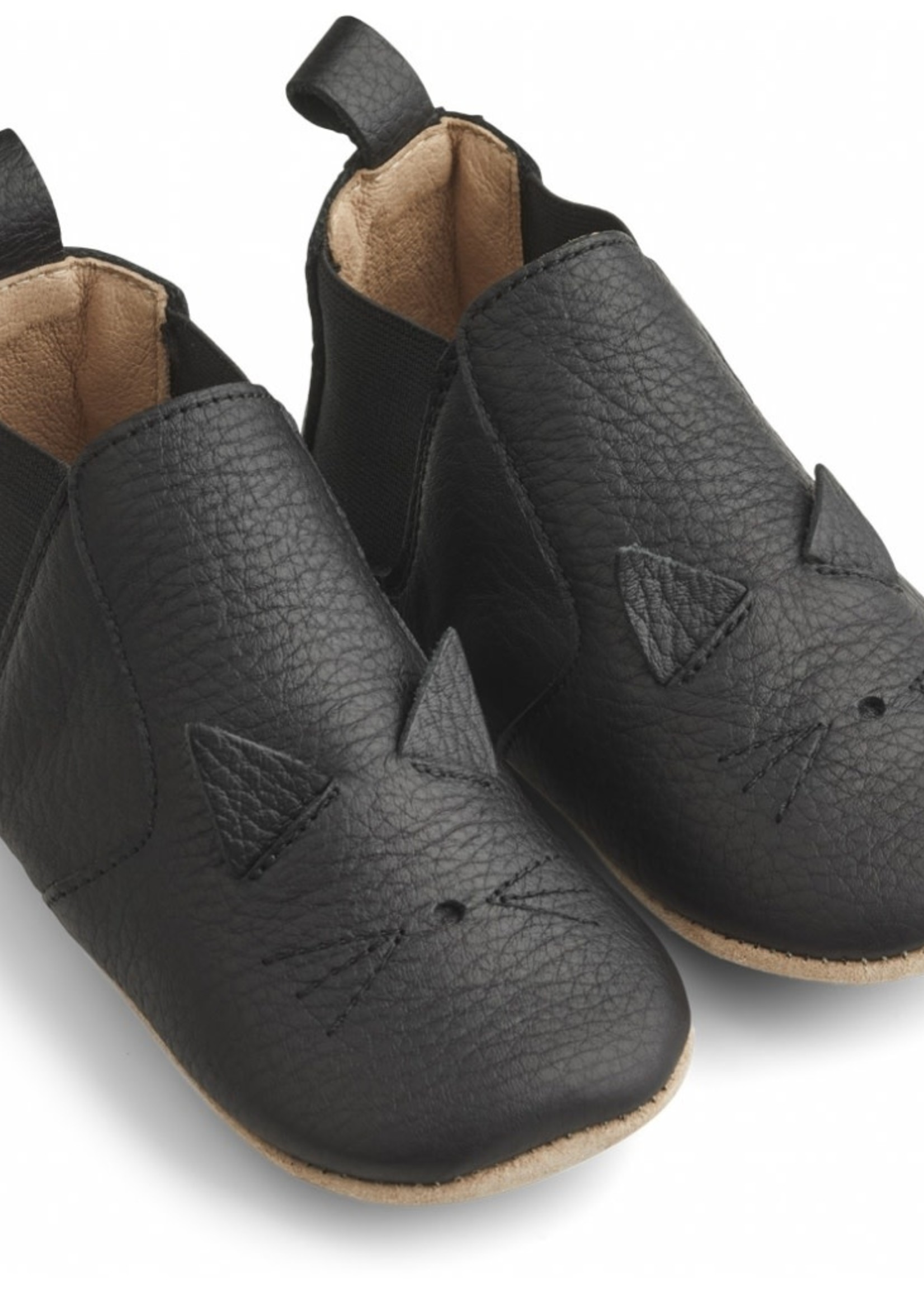 liewood Liewood-AW21 LW13037 Edith leather slippers 100% leather