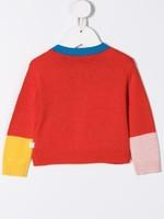 Stella McCartney Stella Mccartney-AW21 603013 color-block knitted cardigan