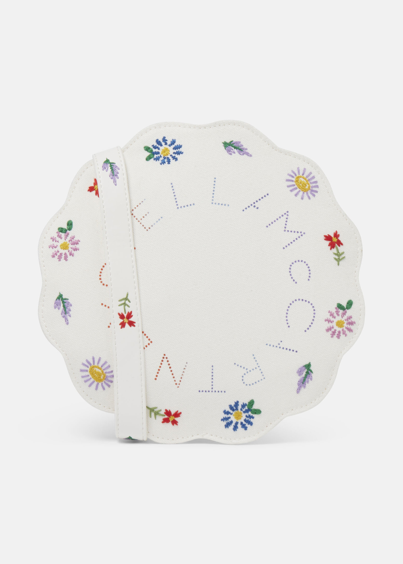 Stella McCartney Stella Mccartney-SS21 602678 9200 CREAM