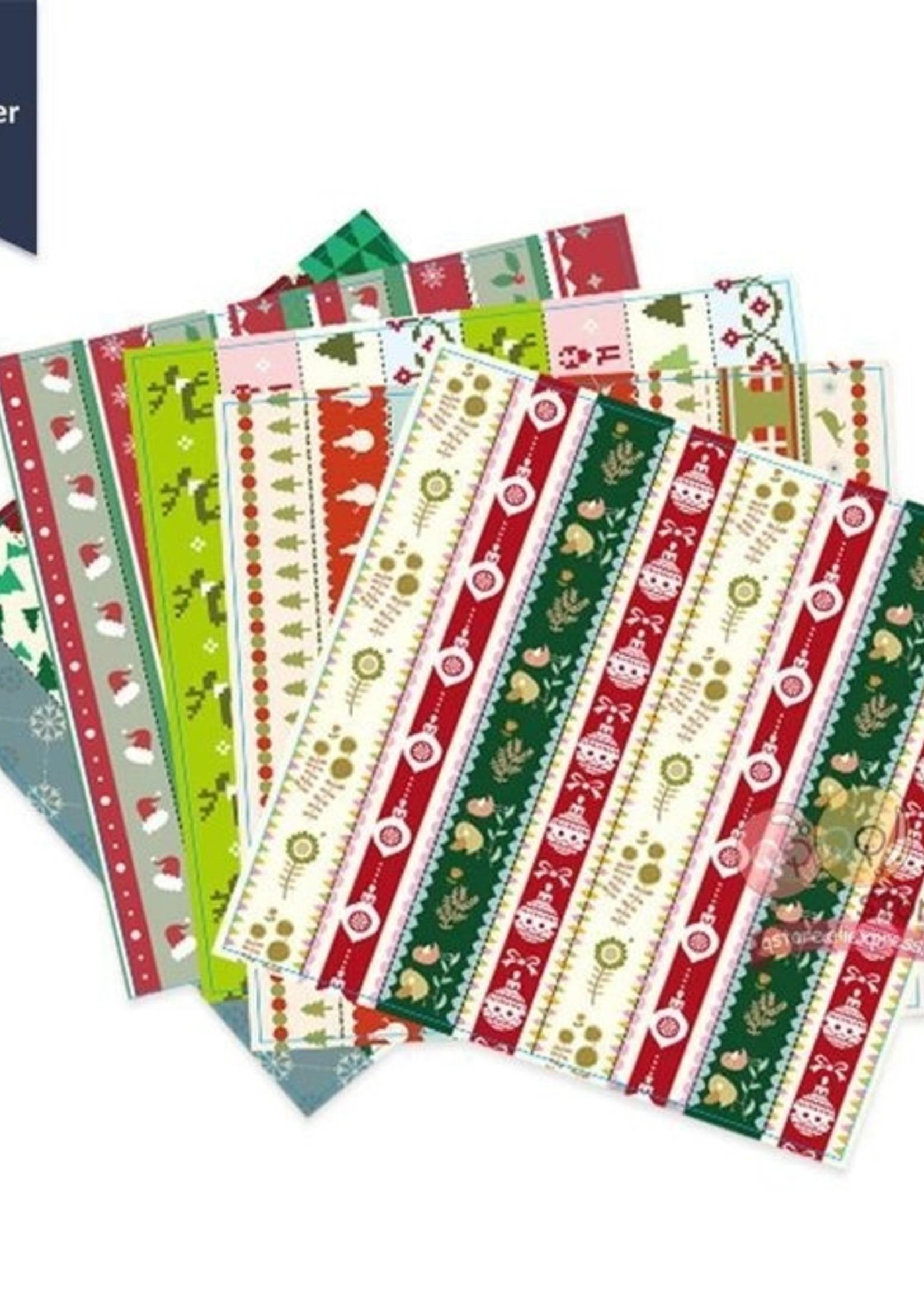 Mideer Mideer-AW20 MD4010 Origami - Christmas 60 pcs