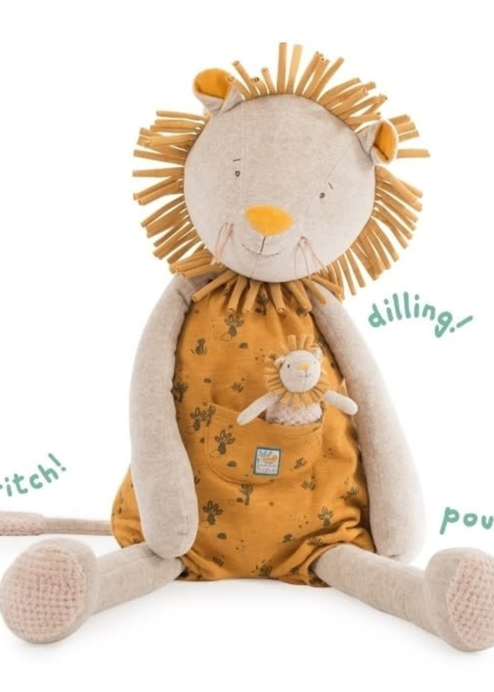 Moulin Roty Moulin Roty-AW21 669026 Lion