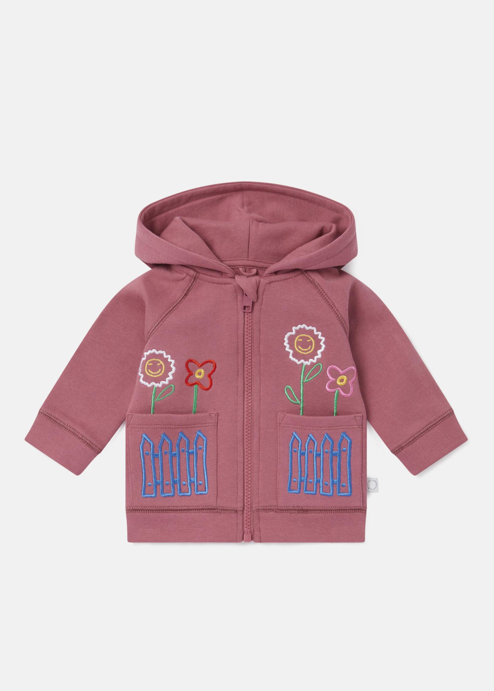 Stella McCartney Stella McCartney-AW21 603486 Garden Fleece Hoodie
