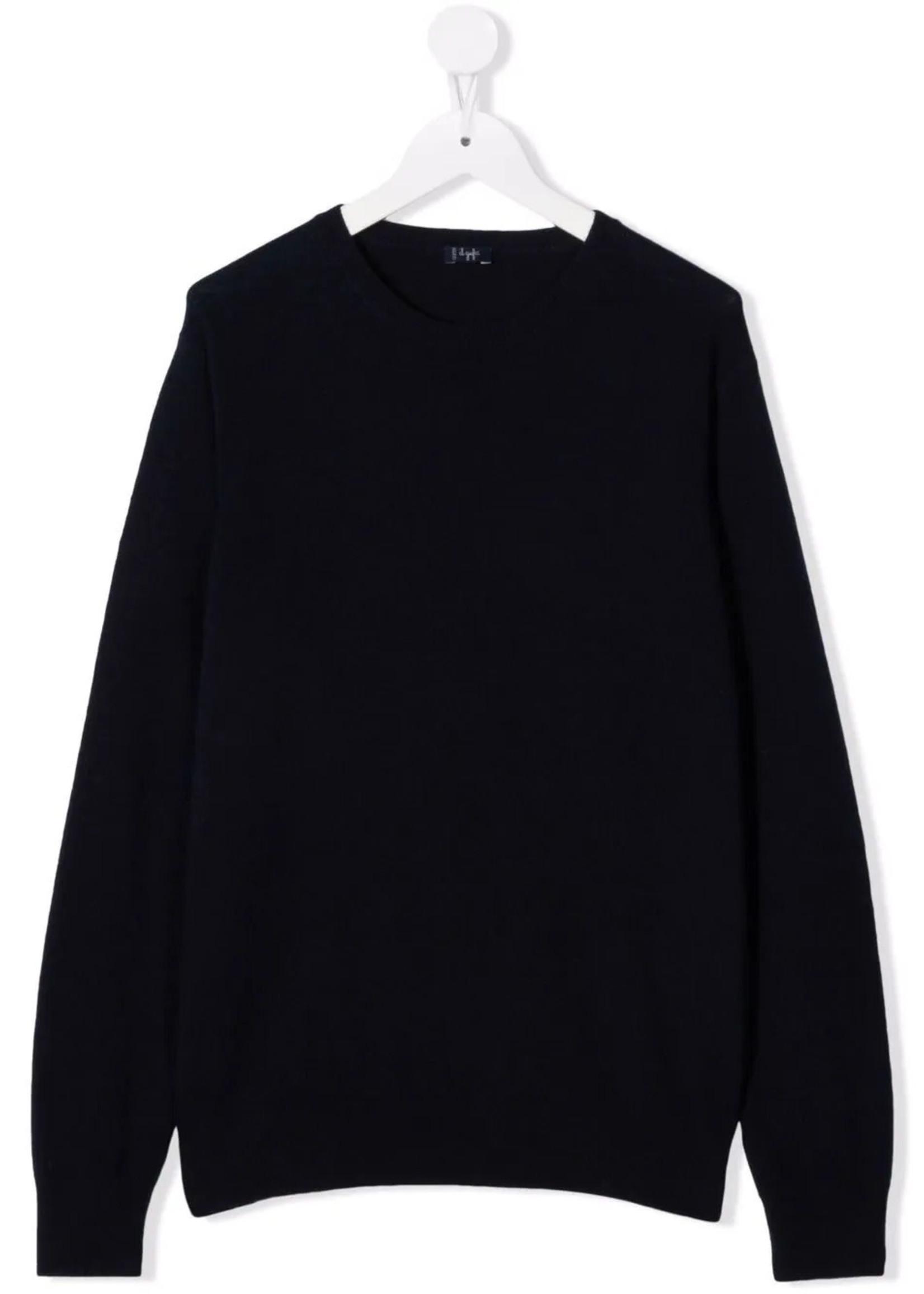 Il Gufo IL GUFO-AW21 MA090 fine-knit virgin-wool jumper