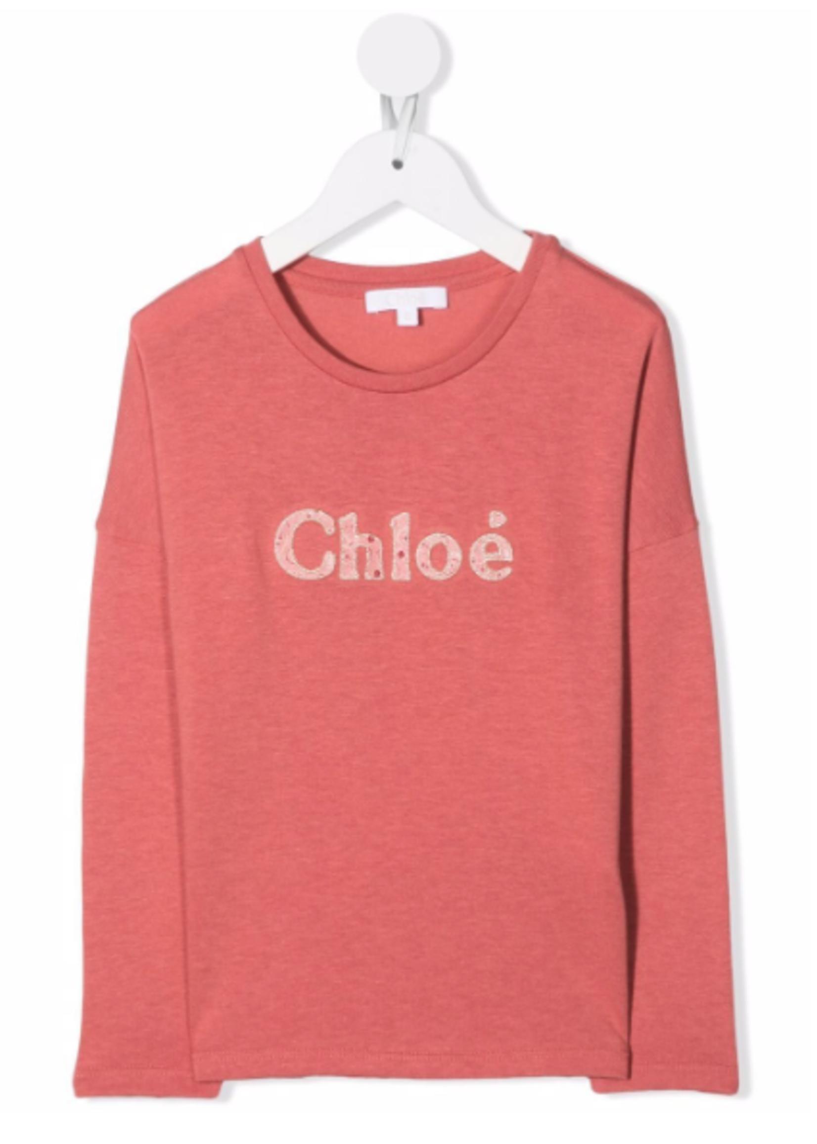 Chloe Chloe-AW21 C15D21 TEE