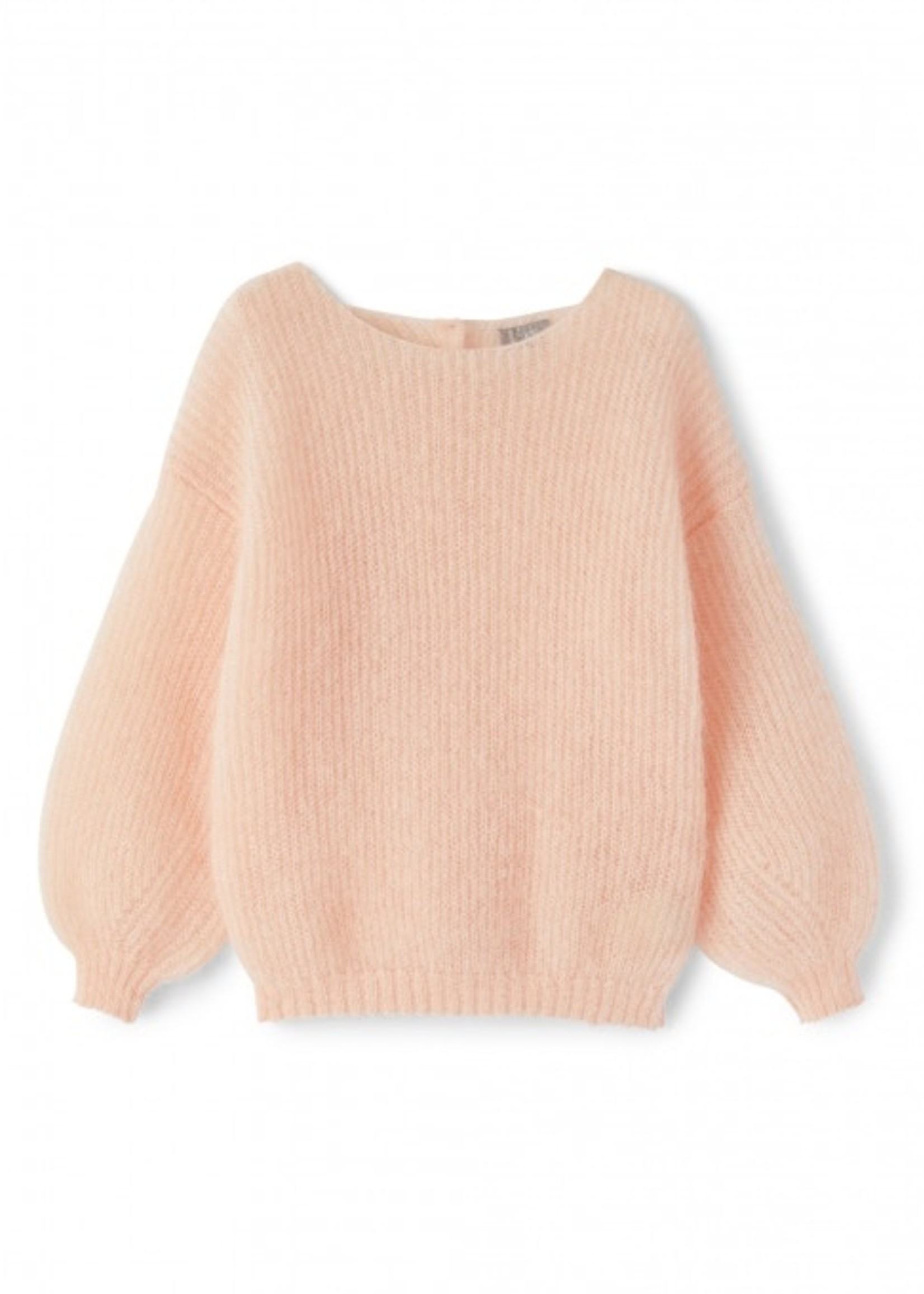 Il Gufo Il Gufo-AW21 Girls Sweater A21 MA377