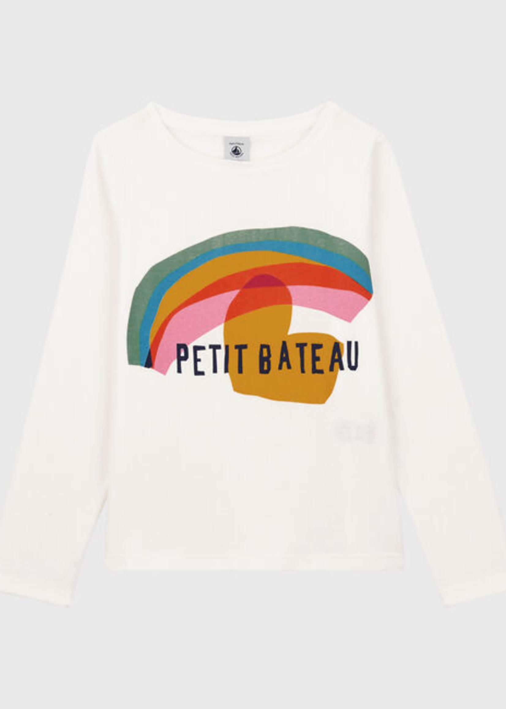 Petit Bateau Petit Bateau-AW21 A01RO02060 TEE