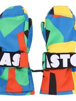 Stella McCartney Stella McCartney-AW21 603238 camouflage-print ski gloves