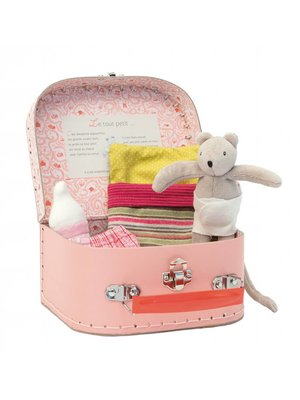 Moulin Roty Moulin Roty Grande Famille baby suitcase