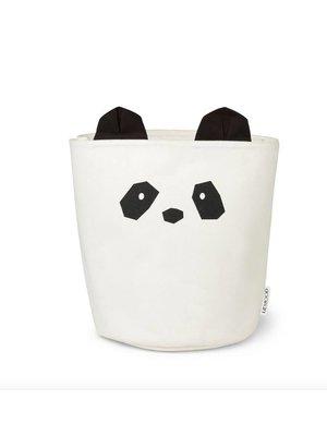 liewood Liewood Ella Fabric Basket Panda