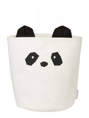 liewood Liewood Aya Fabric Basket Panda