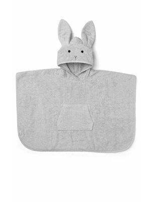 liewood Liewood Oria Poncho Rabbit