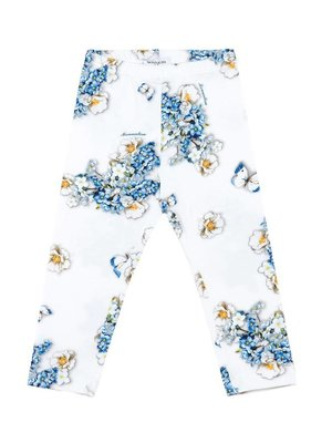 Monnalisa Monnalisa Leggings DUCK AT SEA