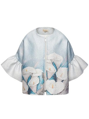 Monnalisa Monnalisa Brocade Jacket