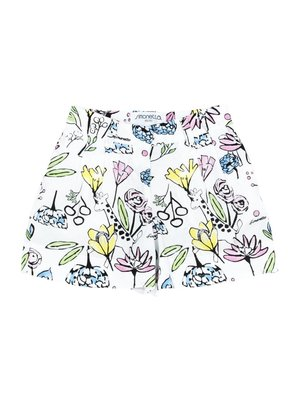 Simonetta Simonetta Jungle Bermudas