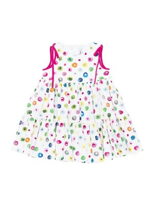 Simonetta Simonetta Polka Dots Dress