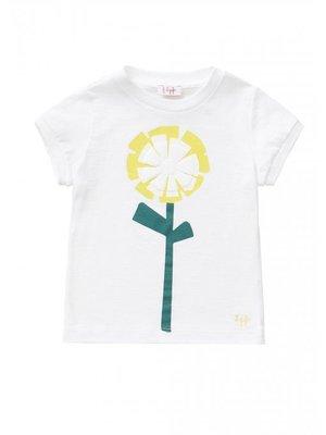 Il Gufo Il Gufo Flowers T-Shirt
