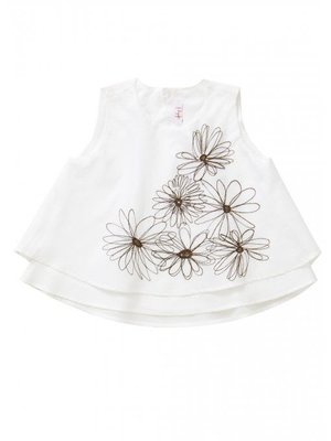 Il Gufo ilgufo flower Top