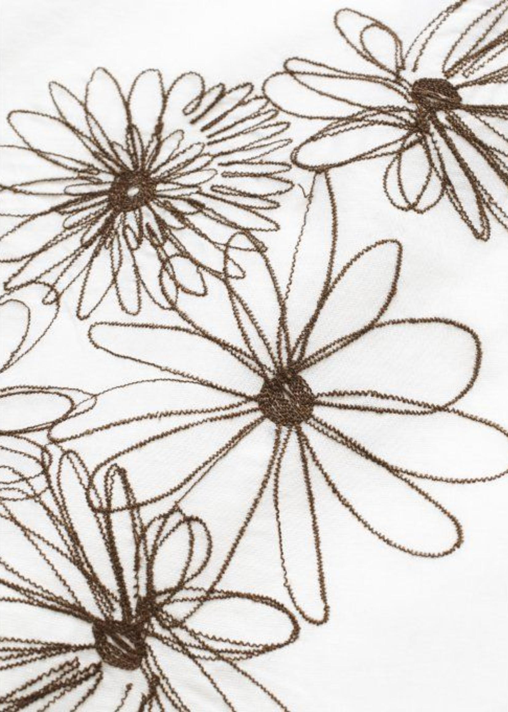 Il Gufo ilgufo flower Top