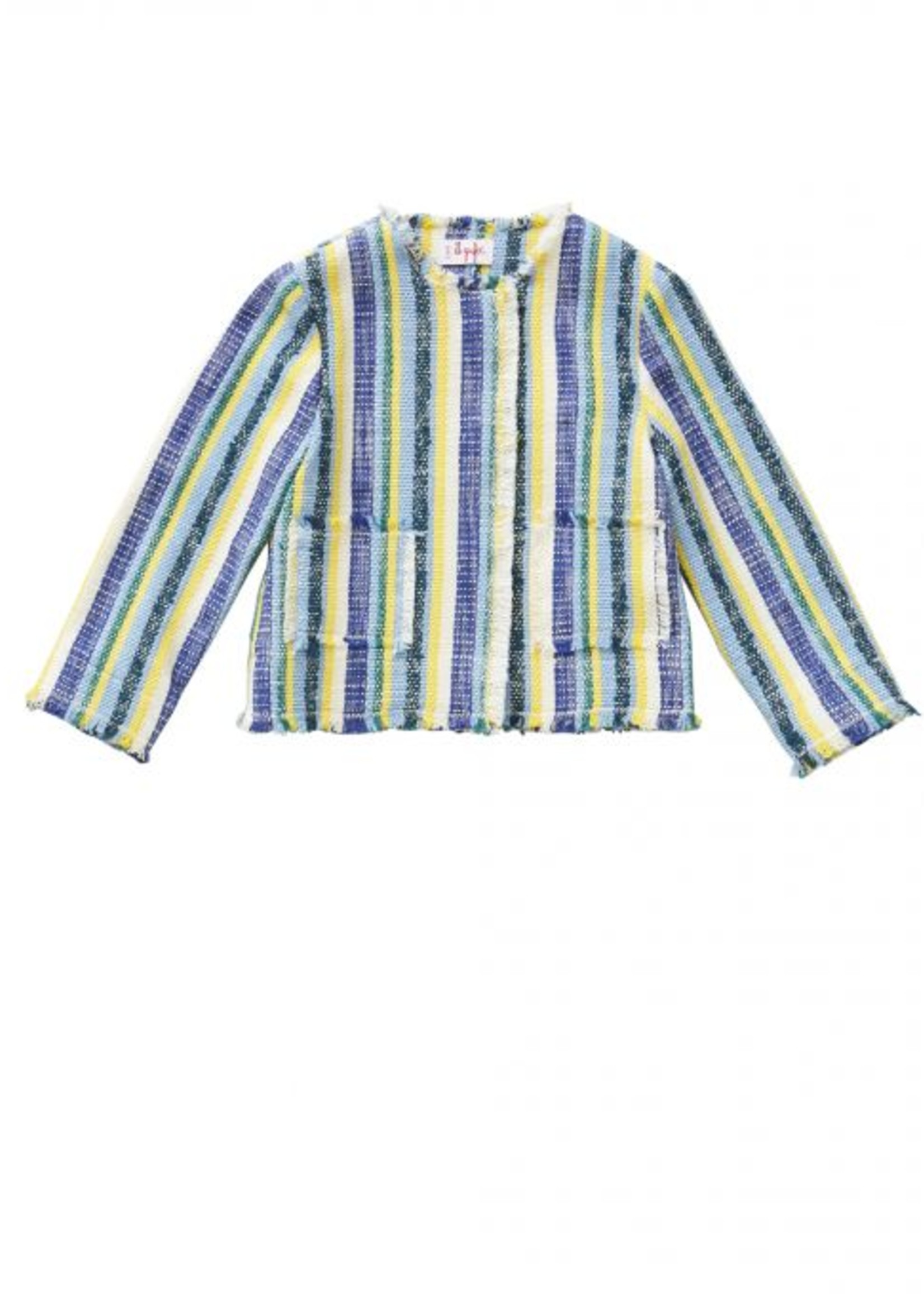 Il Gufo Il Gufo Stripes Jacket