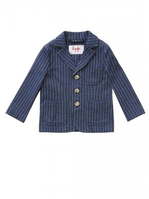 Il Gufo Il Gufo Boy Pin Stripes Blazer