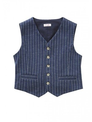 Il Gufo Il Gufo BOYS Pin Stripes Vest